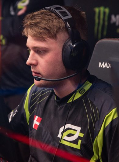 Danish CS:GO star k0nfig