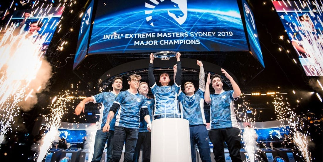 Team Liquid CS:GO esport news