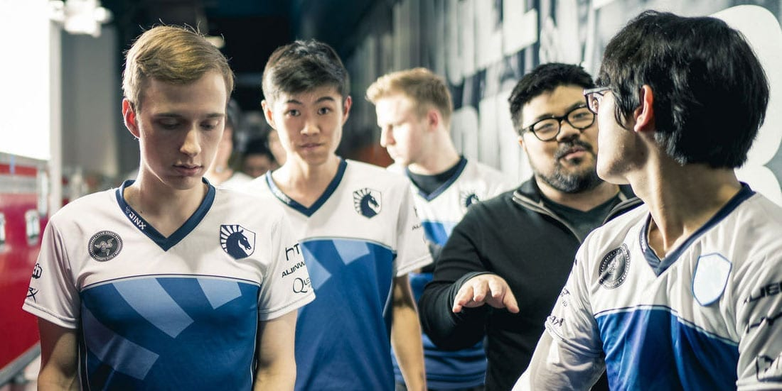 Team Liquid League of Legends