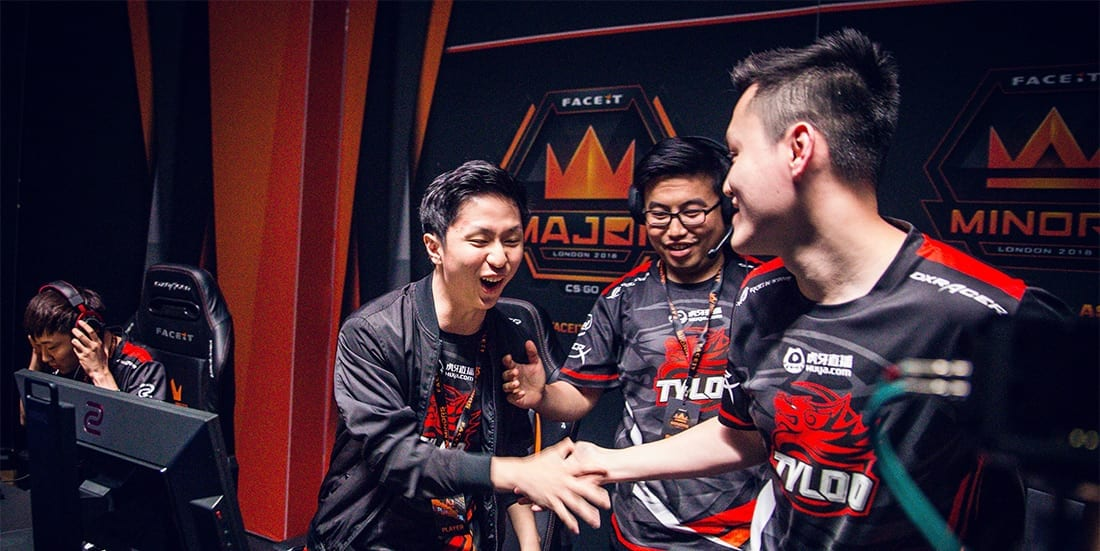 Tyloo CS:GO esports news