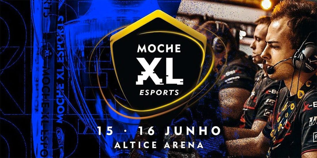 Moche XL Esports Lisbon 2019 CS:GO tournament