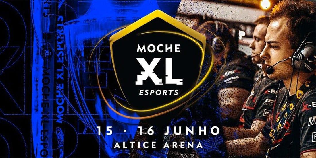 Moche XL Esports Lisbon 2019 CS:GO tournament