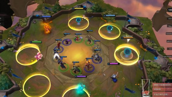 Teamfight Tactics LoL esports news