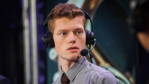 Jacob-Toft Andersen esports news