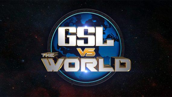 GSL StarCraft II esports