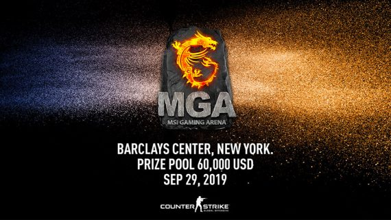 2019 MGA CS:GO betting