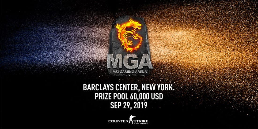 2019 MGA CS:GO betting