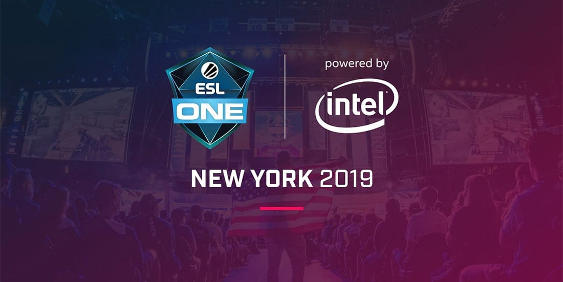 ESL One NY betting tips