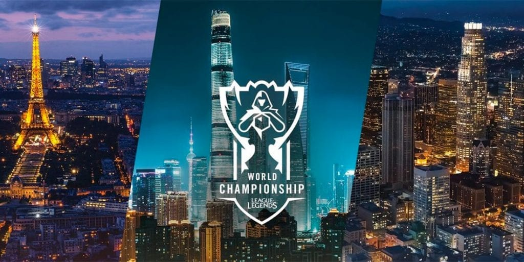 LoL Worlds 2019 betting