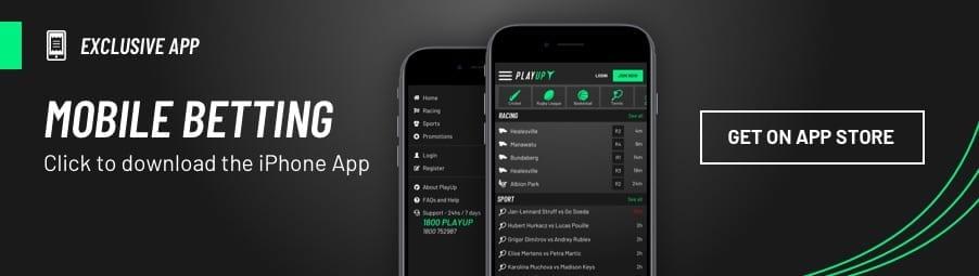 iOS betting app