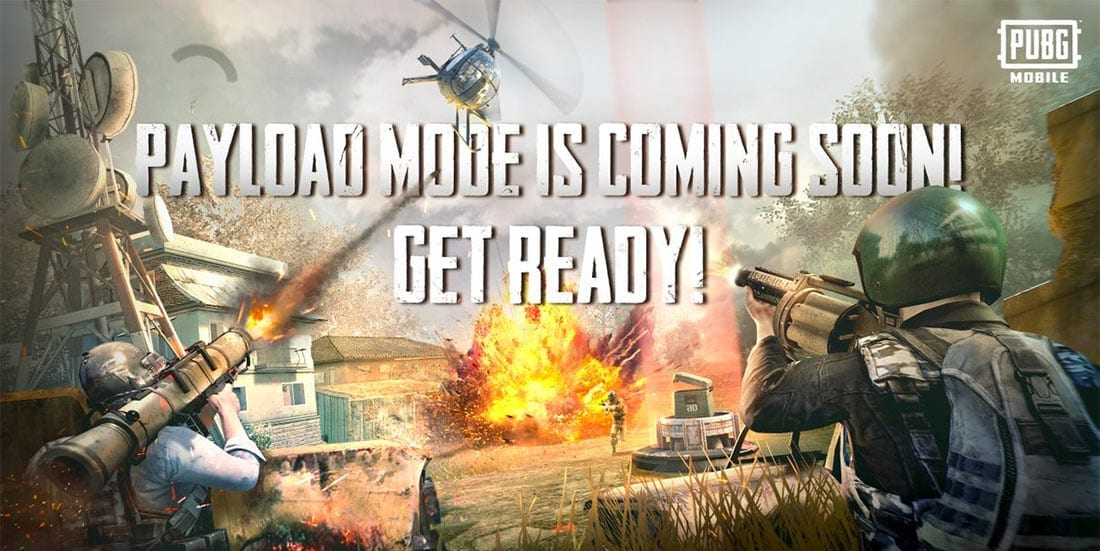 PUBG Mobile to unveil new Payload gameplay mode on October 23
