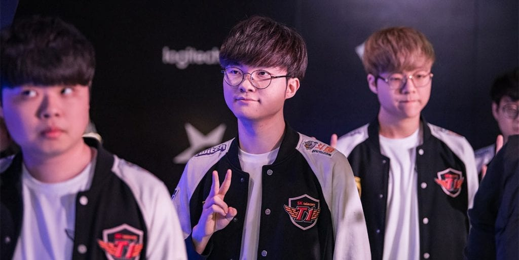 SKT T1 League of Legends news