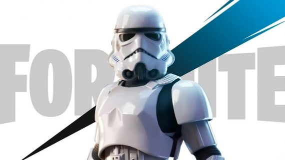 Fortnite Stormtrooper