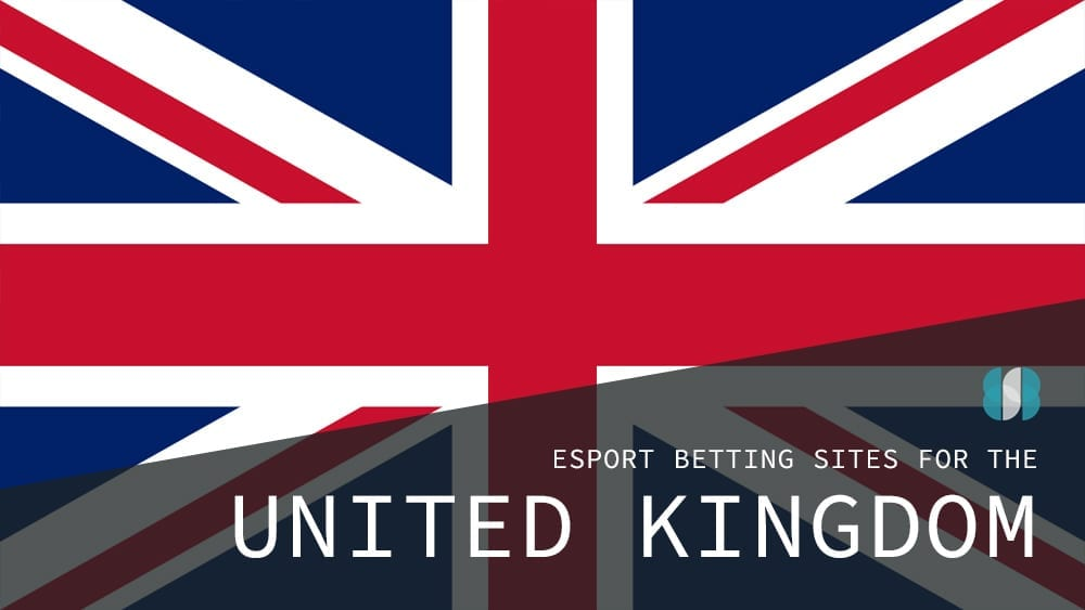 United Kingdom esports bettin