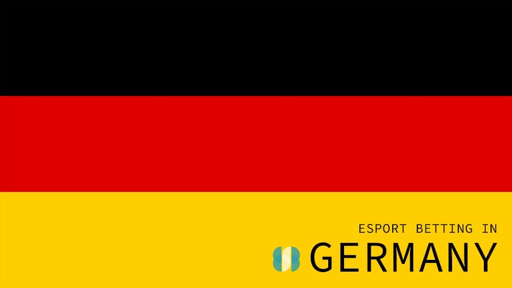 Esports betting sites for Germany