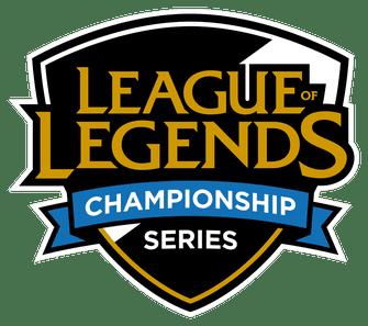 League of Legends Championship Series Logo