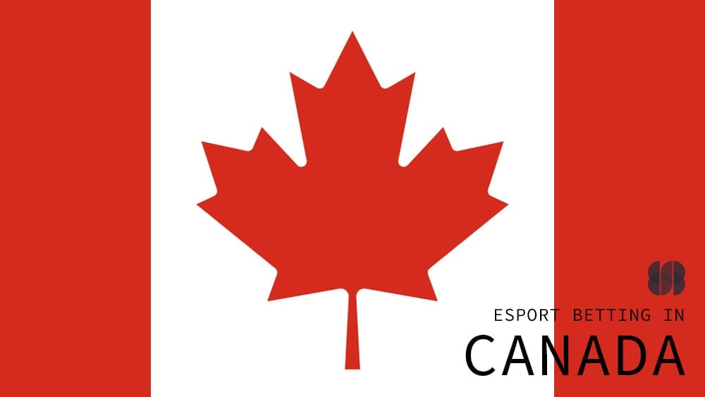 Esports betting sites for Canadians