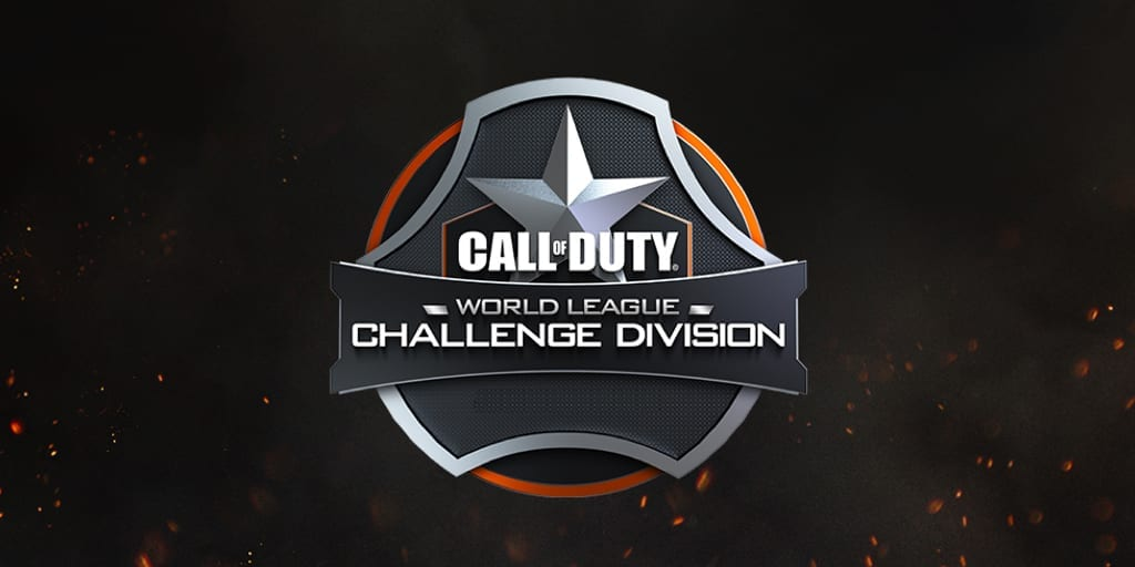 COD World League Challenge Division Logo