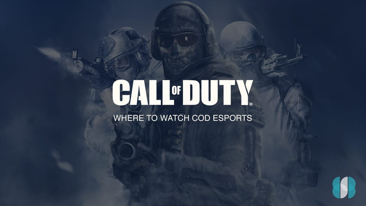 How to watch Call of Duty esports online