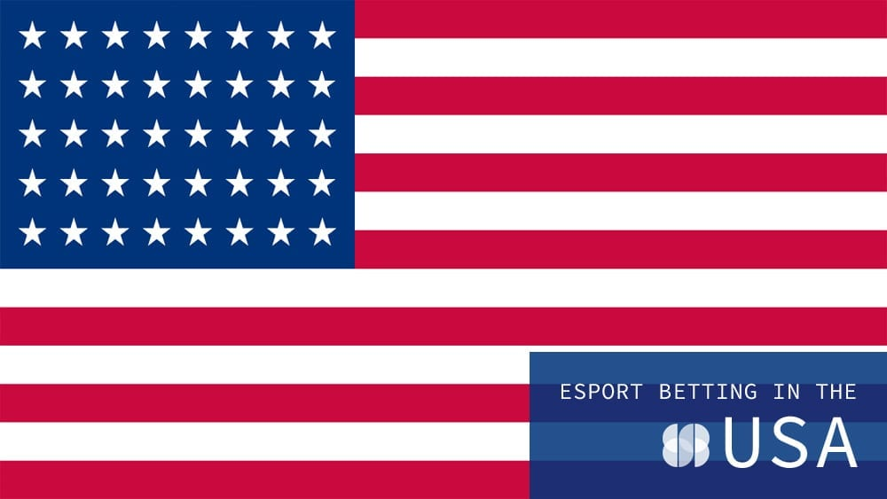 USA eSports betting guide