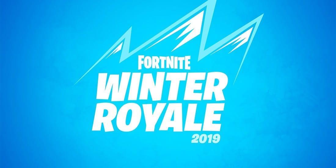 Fortnite Winter Royale esports news