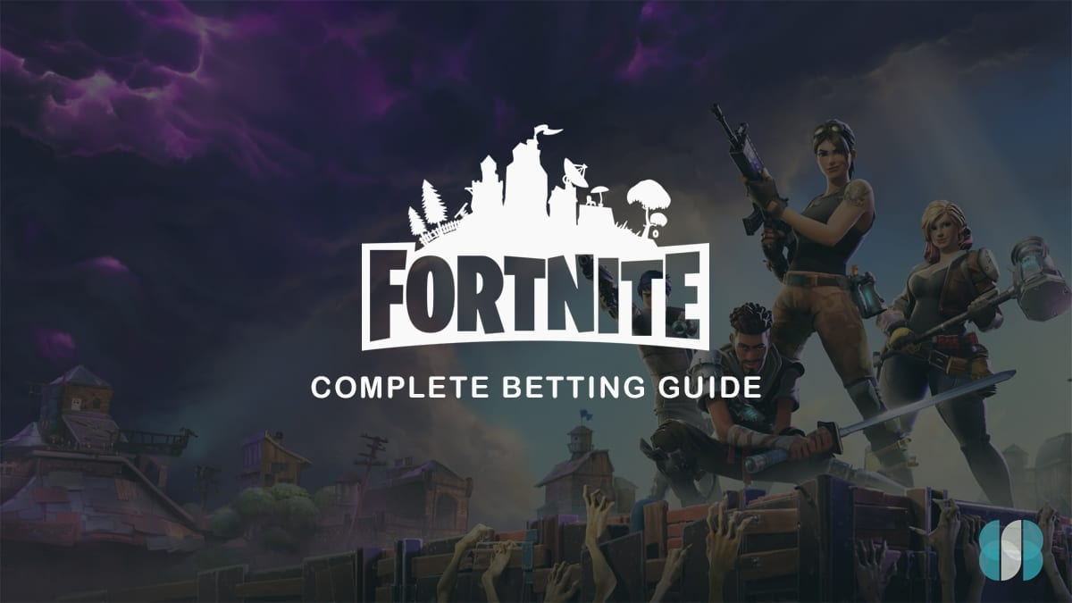 Fornite Battle Royal esports betting sites
