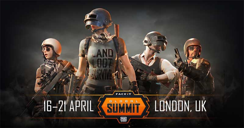 PUBG Global Summit betting 2020