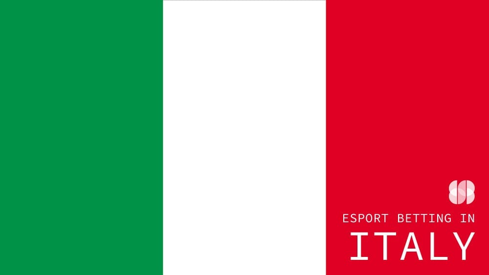 Italy esports bookmakers online