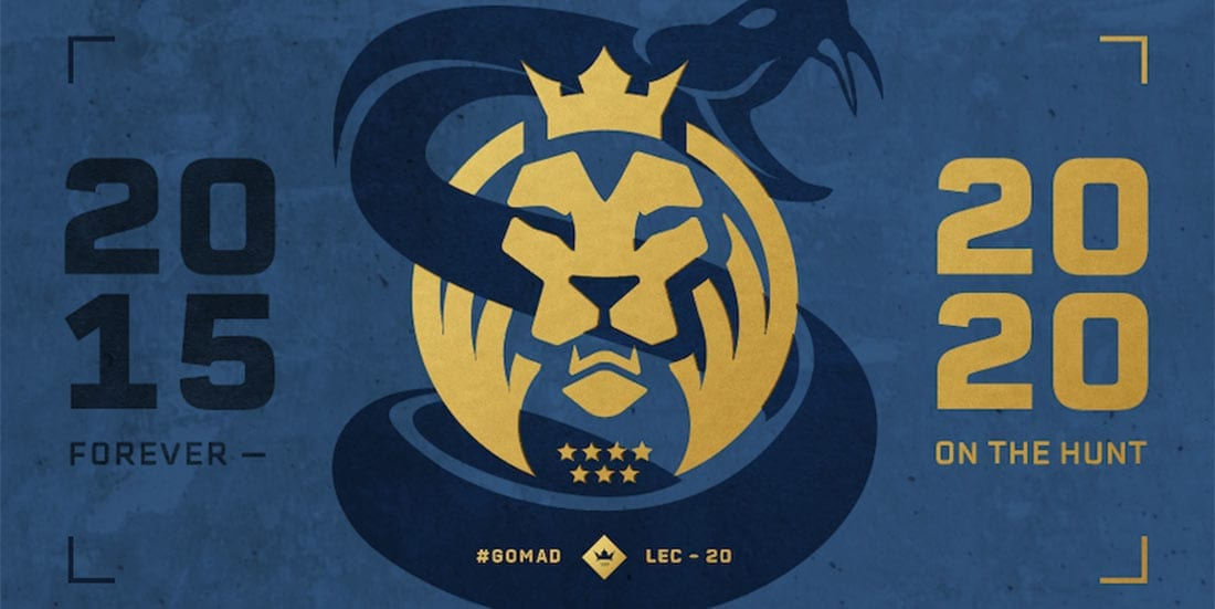Summer Of Smite 2020.Splyce Out Mad Lions In For 2020 Lol European Championship