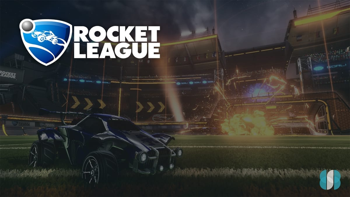 Rocket League esports online