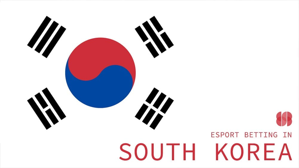 South Korea esports bookmakers