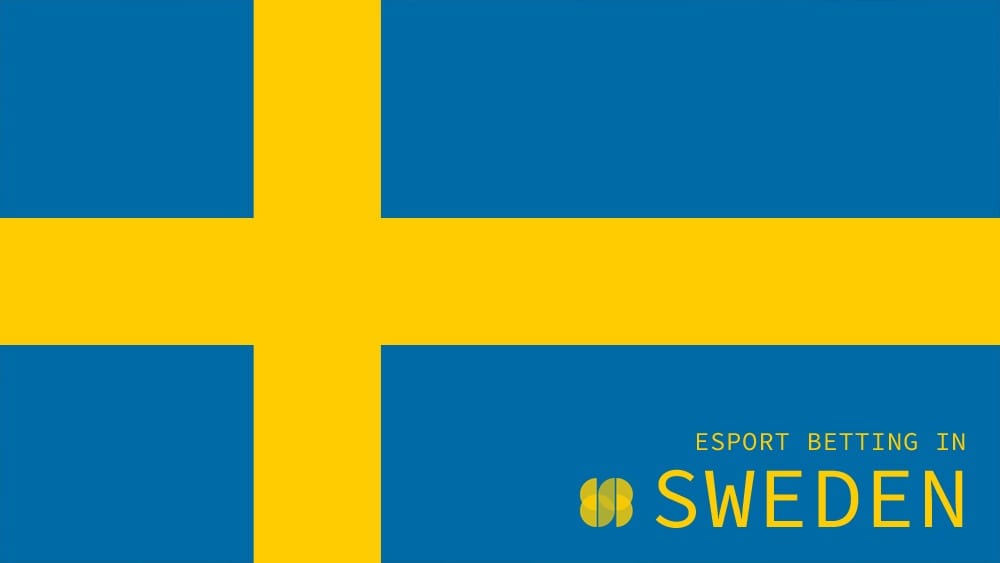 How to bet on esports in Sweden