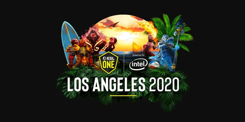 ESL One LA Dota 2 Major
