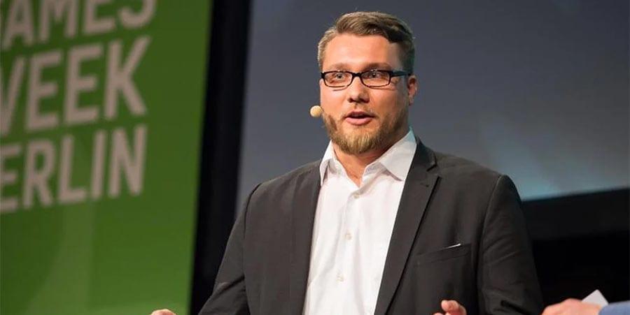 EEF president Hans Jagnow
