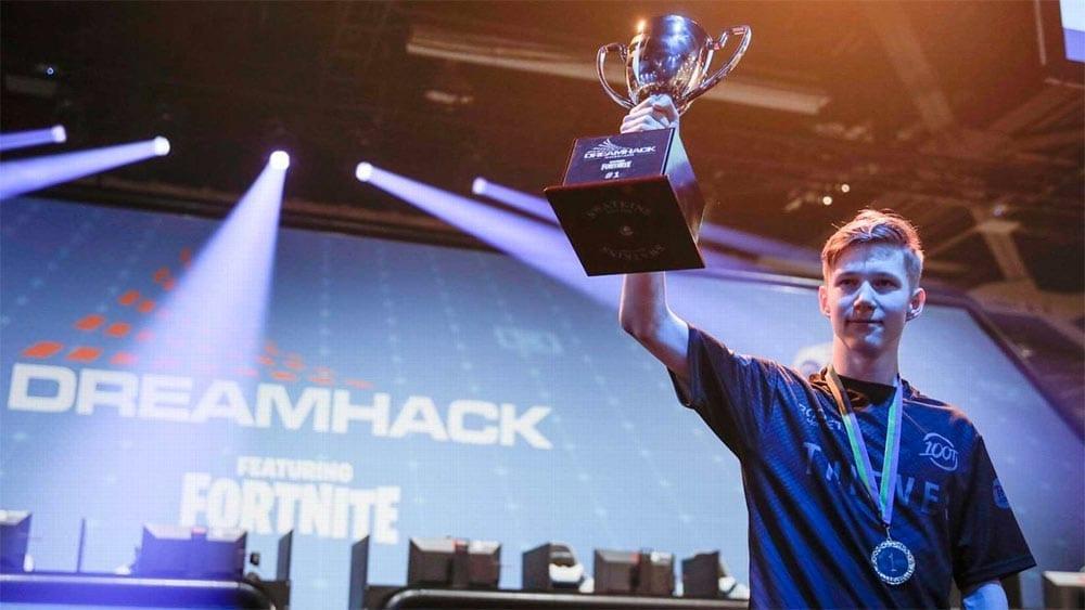 MrSavage wins DreamHack Anaheim Fortnite tournament