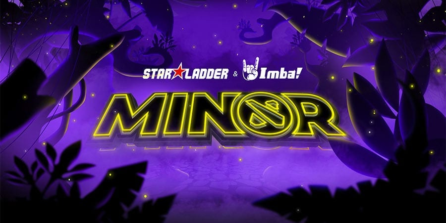 StarLadder Dota2 Minor betting