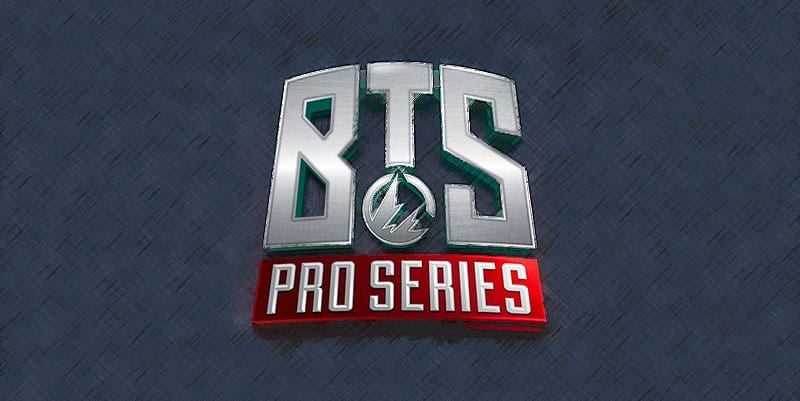 BTS Pro Series betting