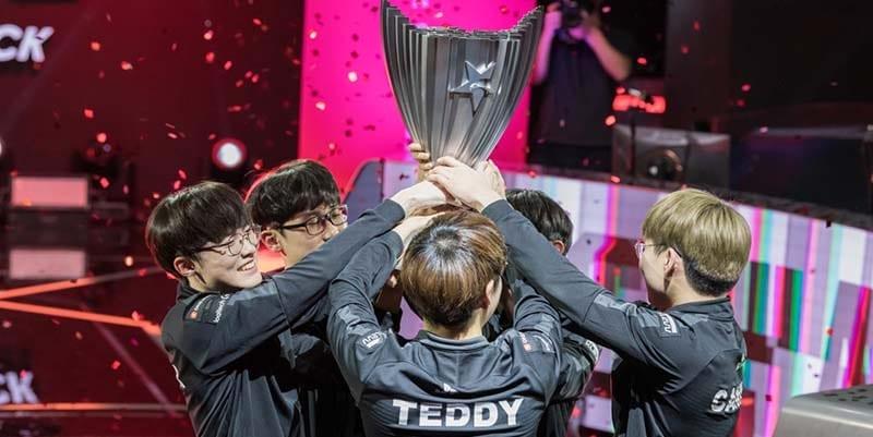 T1 LCK League of Legends news