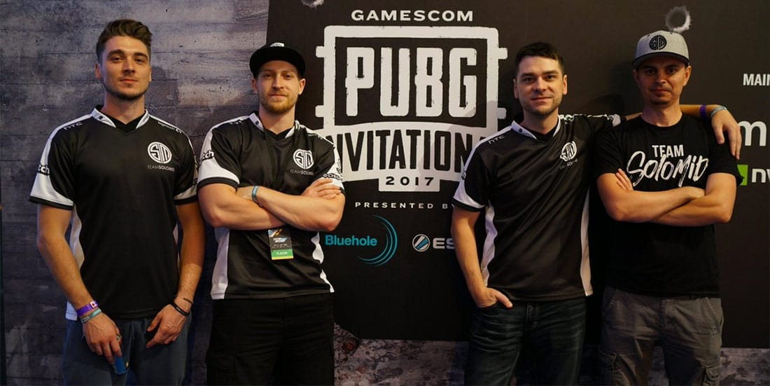 TSM PUBG esports news