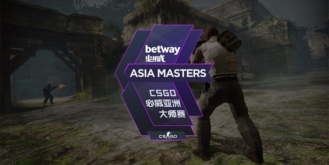 CSGO Asia Masters betting tips