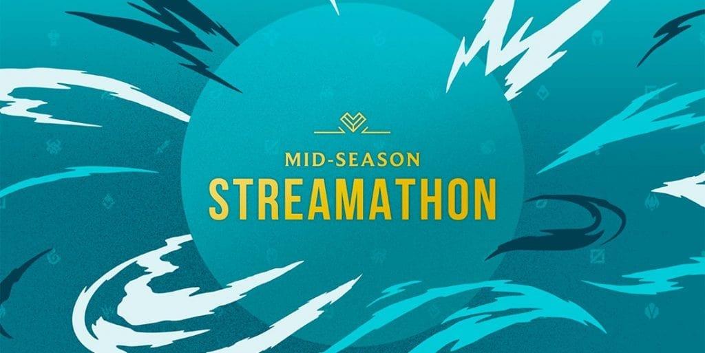 League of Legends Mid-Season events