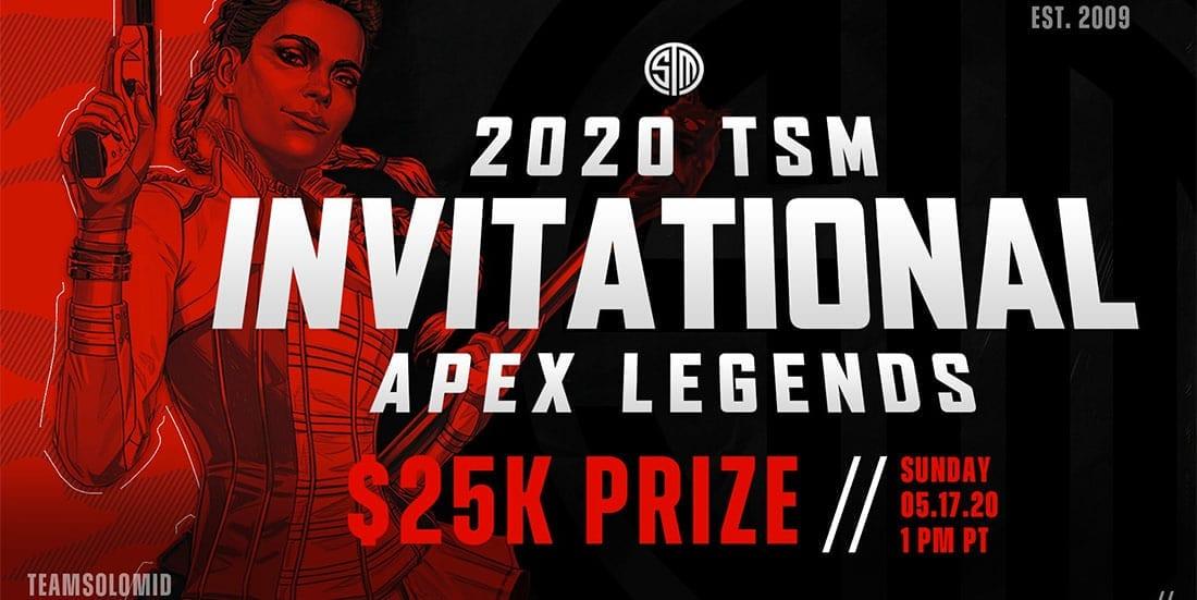 Team SoloMid Apex Legends esports news