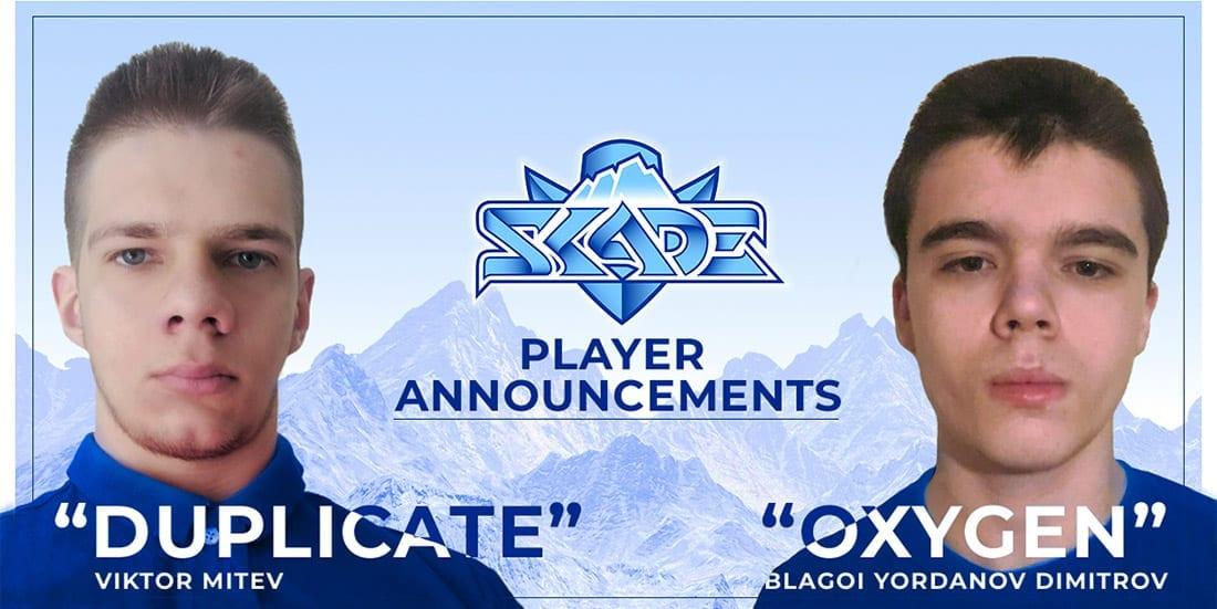 SKADE CS:GO esports news