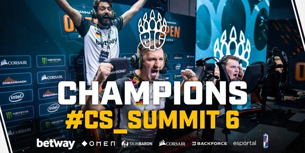 BIG CS:GO esports news