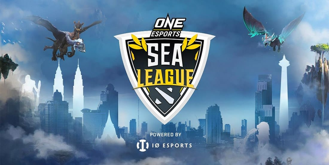 Dota 2 SEA League betting