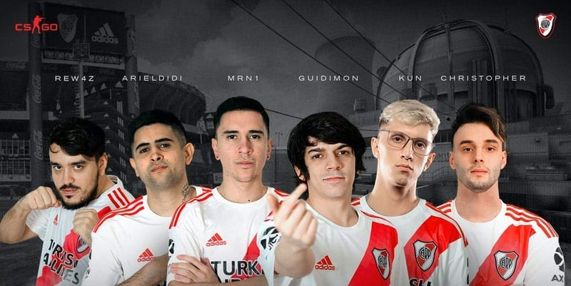 River Plate CS:GO esports news