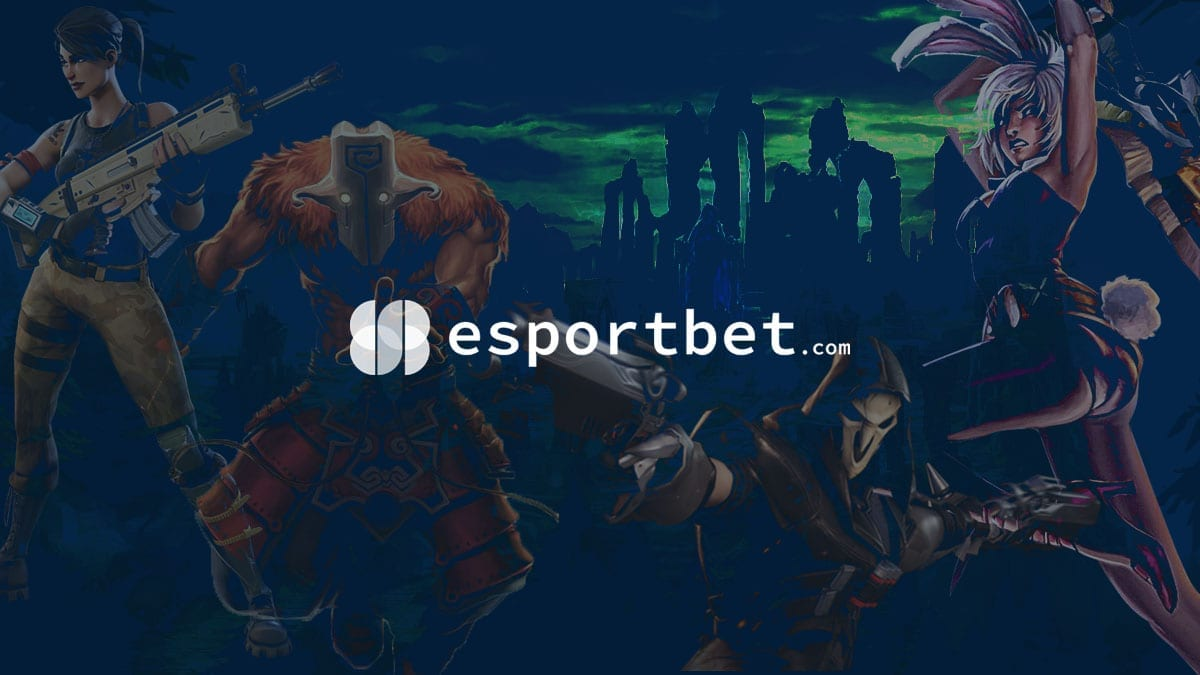 Best esports online betting sites for real money