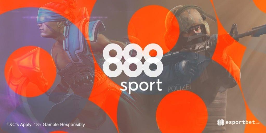 888 eSport Review