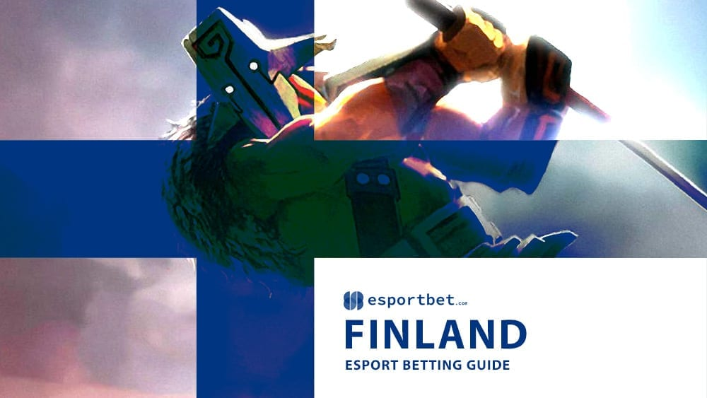 Finnish esports bookmakers