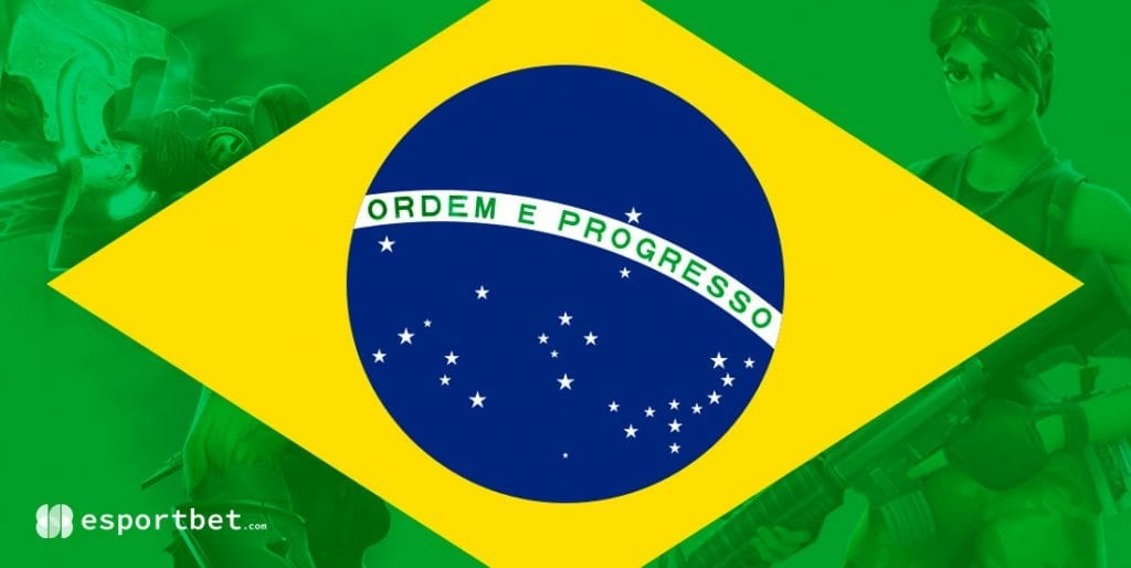 Brazil eSport Betting